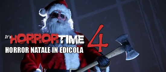 Horror Time 4 in edicola