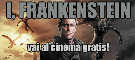 I Frankenstein: Horror.it ti porta al cinema